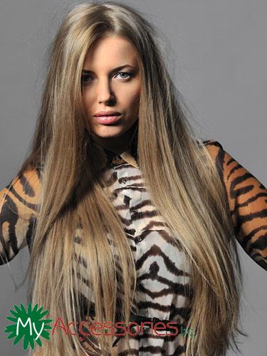 Естествени коси